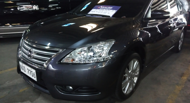 2017 Nissan Sylphy 1.6 AT Gasoline