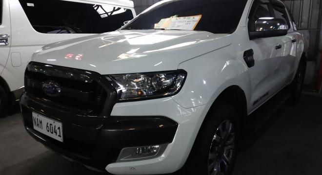 2018 Ford Ranger 3.2L Wildtrak 4x4 AT