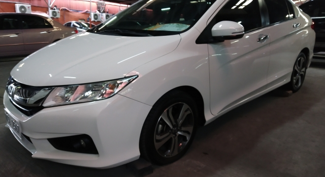 2017 Honda City 1.5 AT