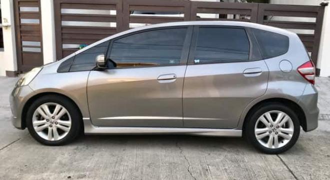 2009 Honda Jazz S AT