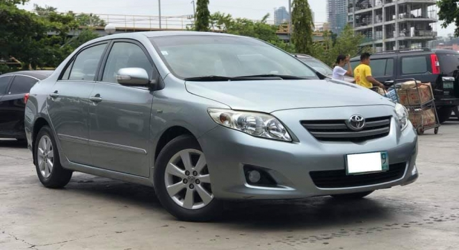 2008 Toyota Corolla Altis 1.6 G AT