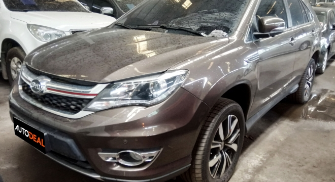2017 BYD S7 DCT