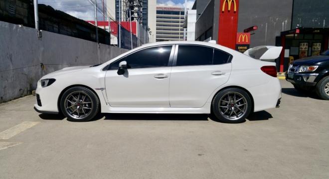2017 Subaru WRX STI 2.5L MT Gasoline