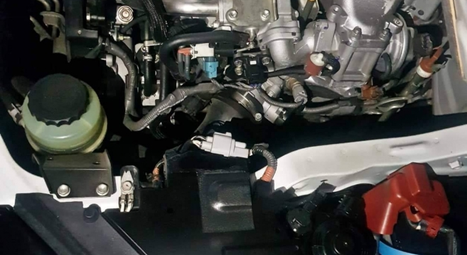 2018 Toyota Hiace Super Grandia 3.0L AT Diesel