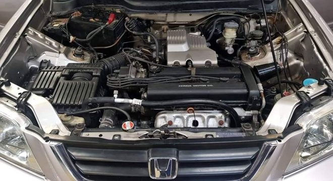 2000 Honda CR-V 2.0L MT Gasoline