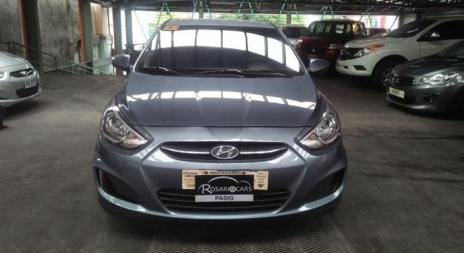 2018 Hyundai Accent Sedan 1.4 GL MT
