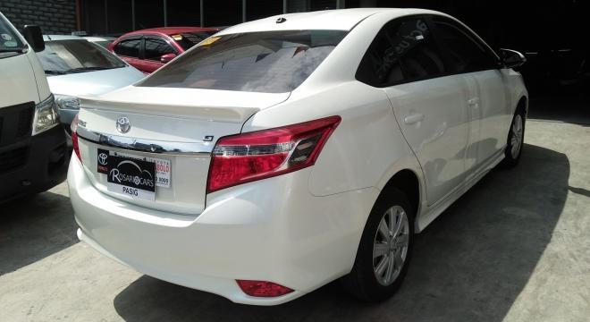 2018 Toyota Vios 1.5 G MT