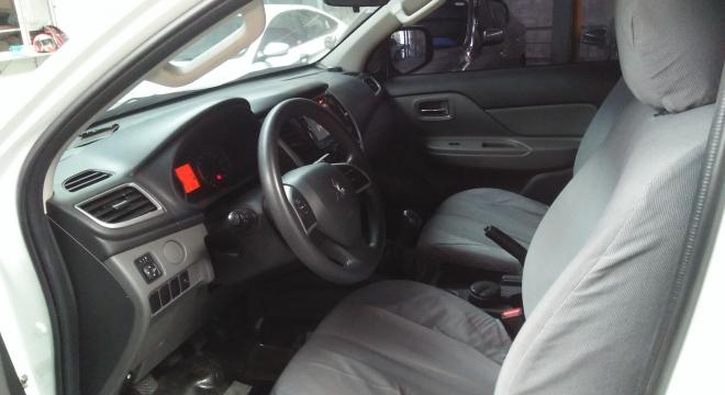 2016 Mitsubishi Strada GLX MT Diesel