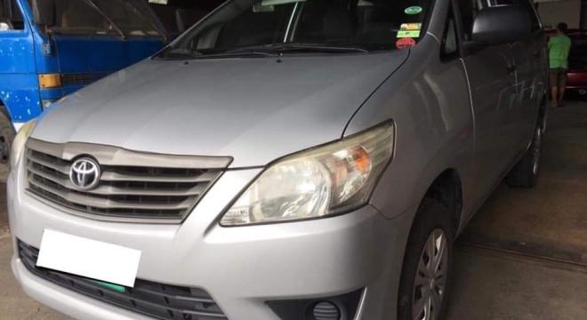 2013 Toyota Innova J Gas MT