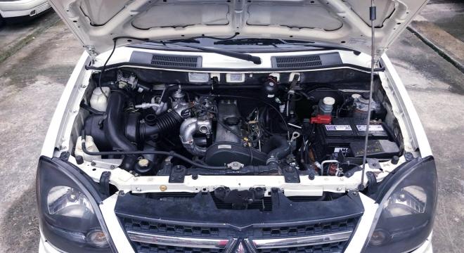 2015 Mitsubishi Adventure GLX MT