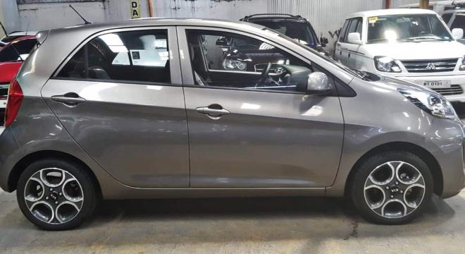 2017 Kia Picanto 1.2 EX AT