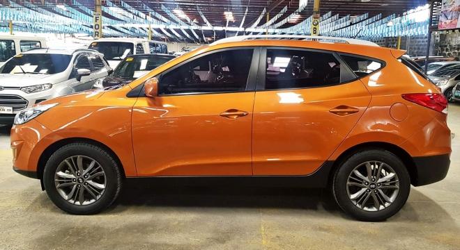 2014 Hyundai Tucson 2.0 GL AT 2WD