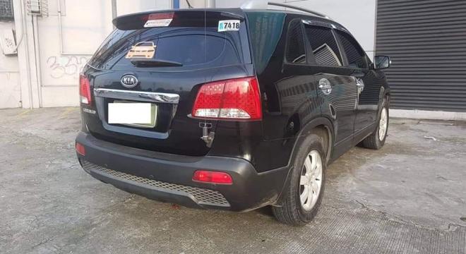 2010 Kia Sorento 2.2 EX 4WD (7 Seater)