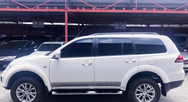 2015 Mitsubishi Montero Sport GLX MT