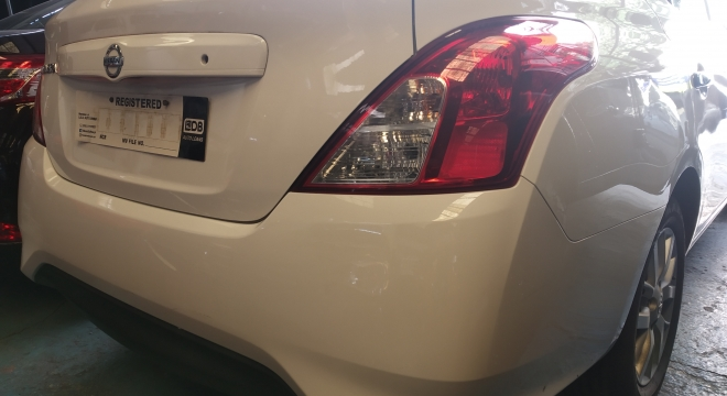 2018 Nissan Almera 1.5 V AT (Euro 4)
