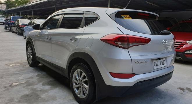 2017 Hyundai Tucson GL 2.0L AT Gasoline