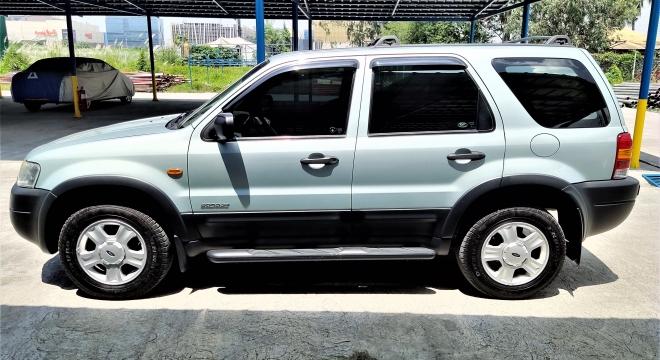 2003 Ford Escape 2.0L AT Gasoline