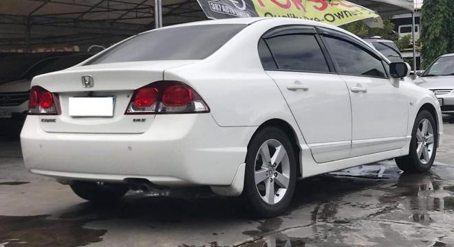 2009 Honda Civic 1.8S AT