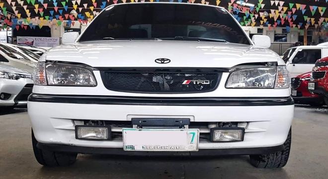 2002 Toyota Corolla 1.3L MT Gasoline