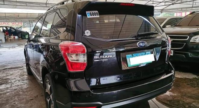 2013 Subaru Forester XT AT