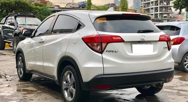 2015 Honda HR-V AT
