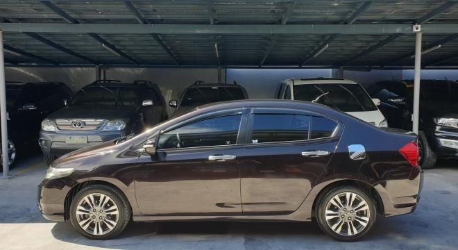 2013 Honda City 1.5 E CVT