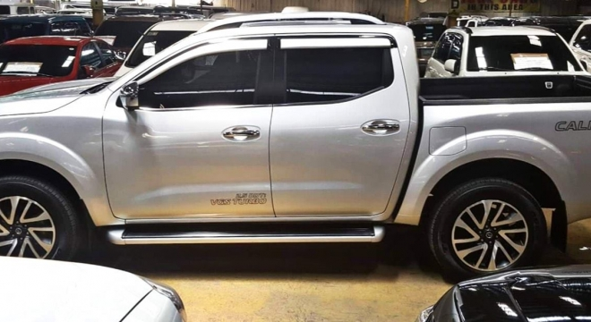 2018 Nissan Navara 4x2 Calibre MT