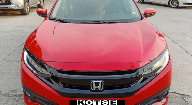 2018 Honda City RS Turbo 1.5L AT Gasoline