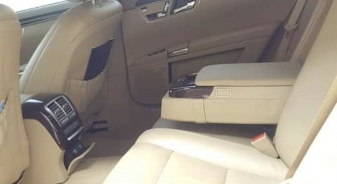 2011 Mercedes-Benz S-Class S 350