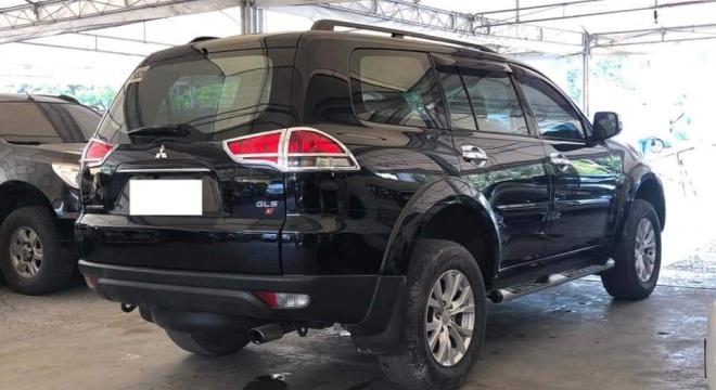 2014 Mitsubishi Montero Sport GLS V 2.5D 4WD MT