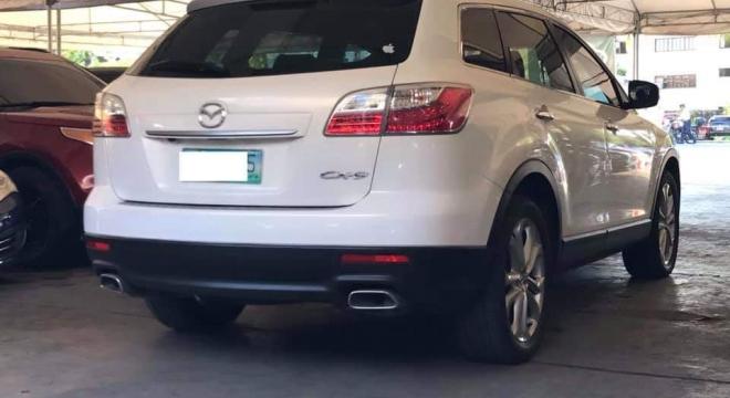 2011 Mazda CX-9 AWD Grand Touring