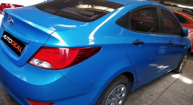 2018 Hyundai Accent 1.4 GL AT