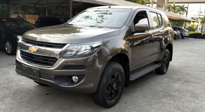 2017 Chevrolet Trailblazer 2.8 LT AT