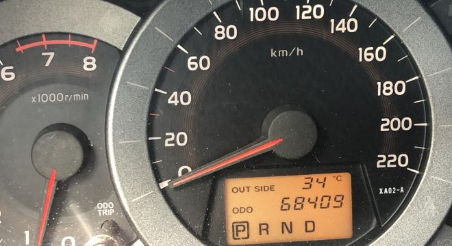 2009 Toyota Rav4 (4X2) AT