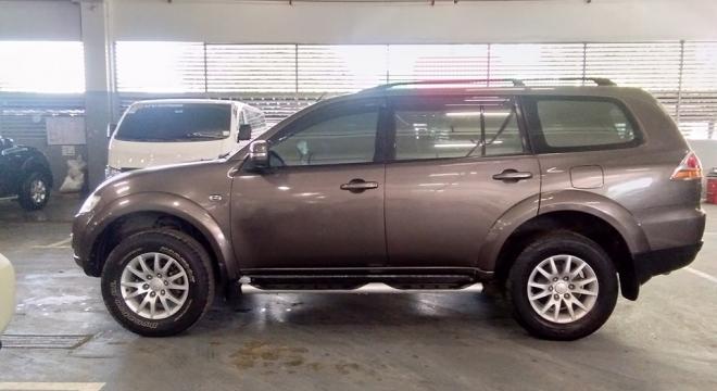 2012 Mitsubishi Montero Sport GLX 2.5L AT Diesel