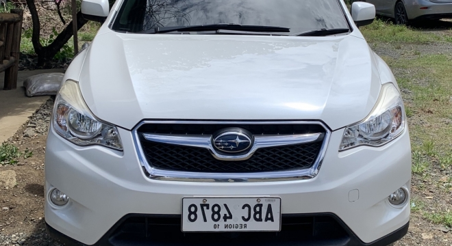 2015 Subaru XV 2.0i AT Gasoline