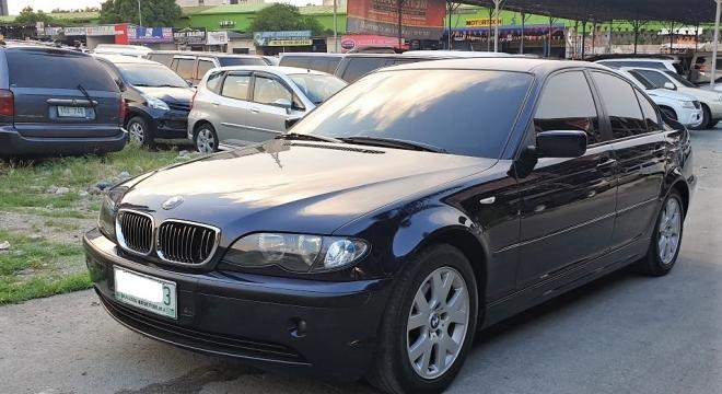 2004 BMW 318i Executive