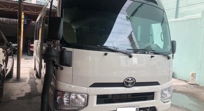 2019 Toyota COASTER 4.2L MT
