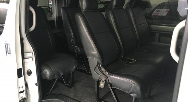 2016 Toyota Hiace Super Grandia 3.0L MT Diesel