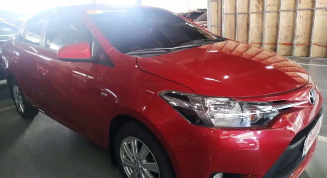 2018 Toyota Vios E AT