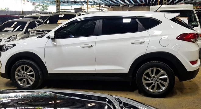 2018 Hyundai Tucson CRDi