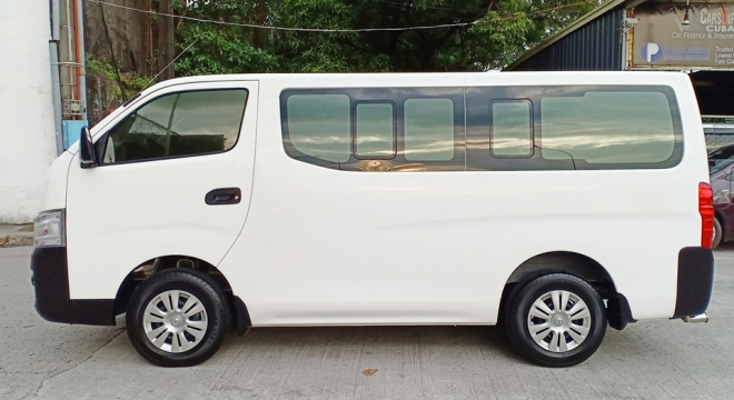 2017 Nissan NV350 Urvan 2.5L MT Diesel