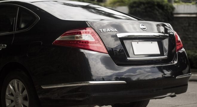 2011 Nissan Teana 250 XL CVT