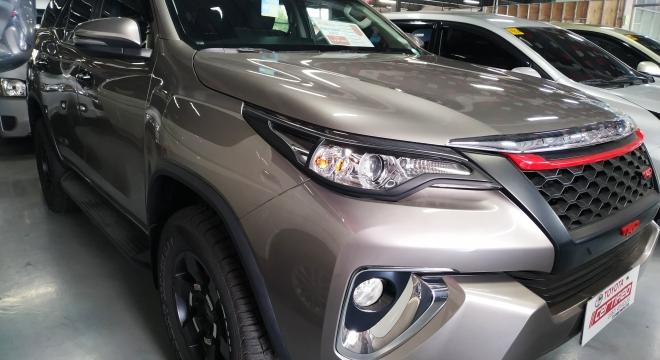 2018 Toyota Fortuner 2.4L MT Diesel
