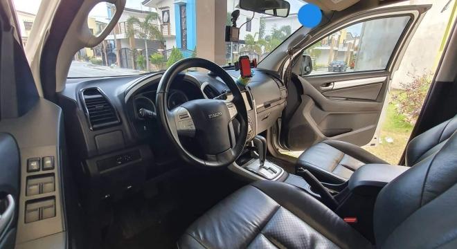 2016 Isuzu mu-X LS 3.0L AT Diesel