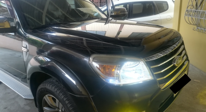 2010 Ford Everest 2.5L AT Diesel