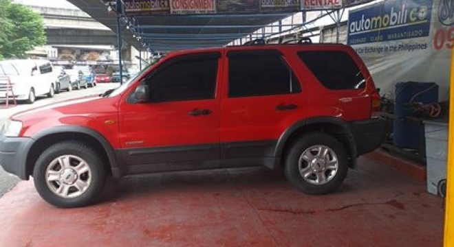 2003 Ford Escape 3.0L MT Gasoline