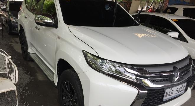 2017 Mitsubishi Montero Sport 2.4L MT Diesel