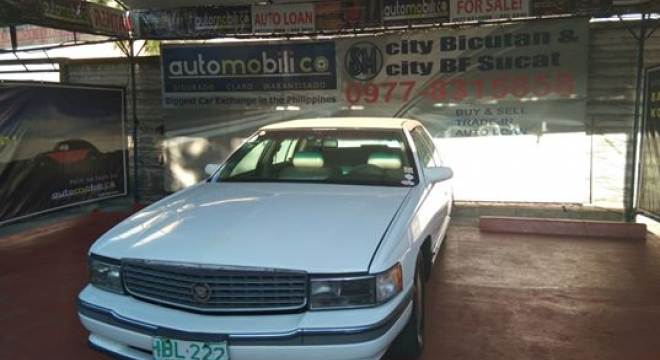 1994 Cadillac DeVille V8 3.0L AT Gasoline