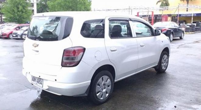2015 Chevrolet Spin 1.2L MT Diesel